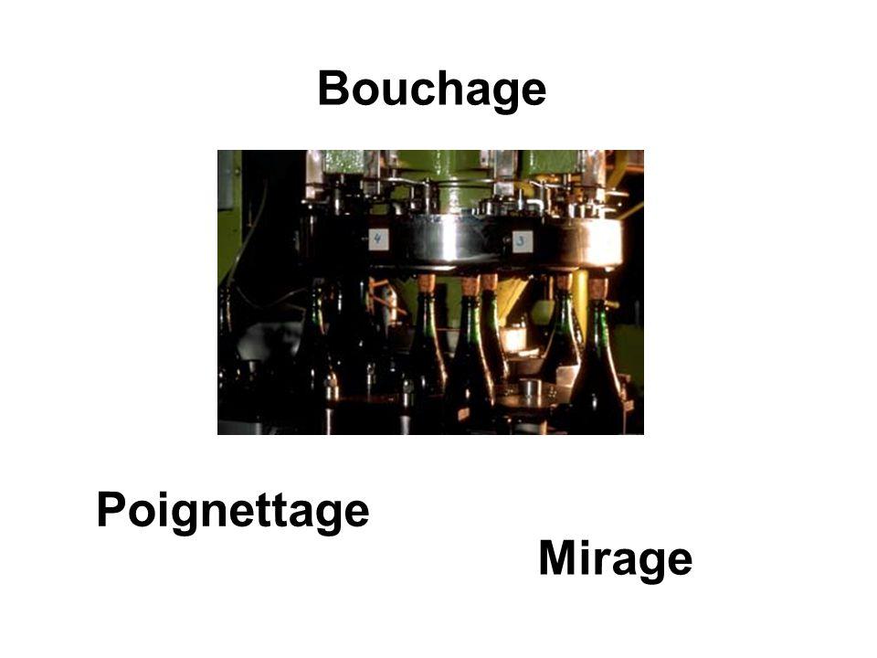 Bouchage Poignettage Mirage