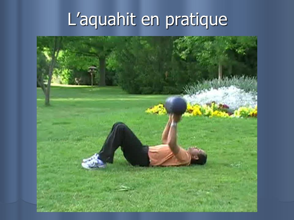 Laquahit en pratique