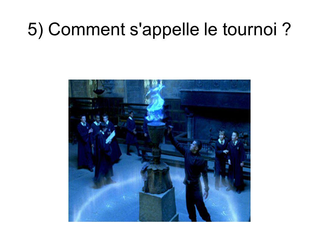 6) Comment s appelle l objet que tient Neville dans la main?