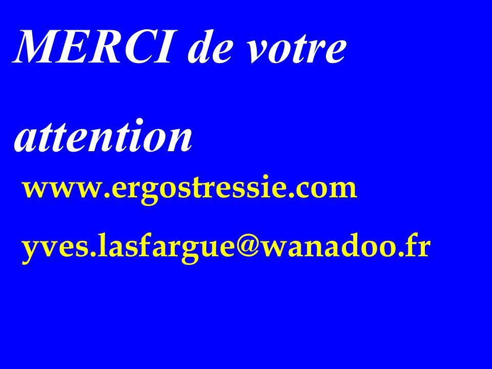 Obergo MERCI de votre attention www.ergostressie.com yves.lasfargue@wanadoo.fr