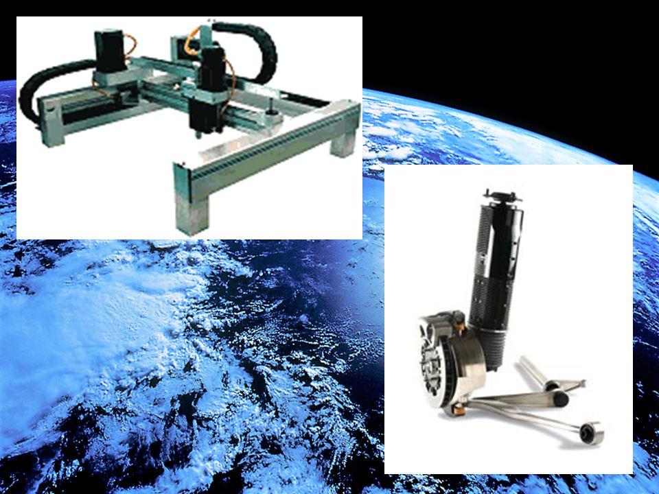 Performances : - vitesse : jusqu à 360 m/min - accélération : plusieurs g - force : jusqu à 20 kN - précision : micrométrique