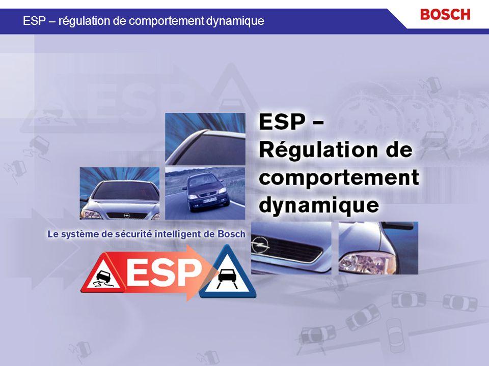 07.00 ESP – régulation de comportement dynamique
