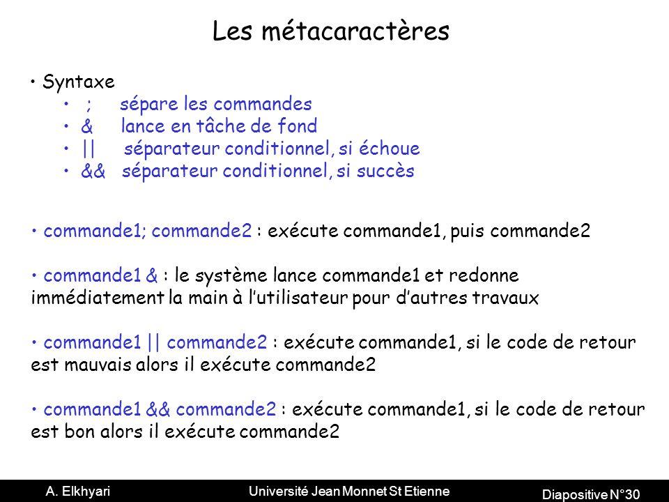 Diapositive N°30 A.