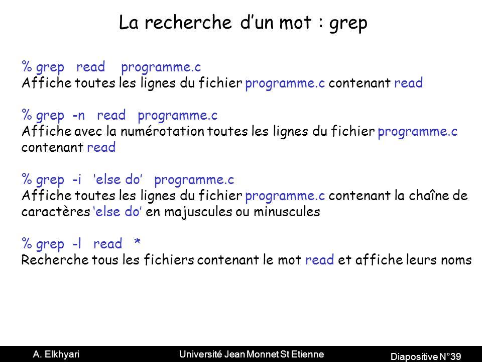 Diapositive N°39 A.