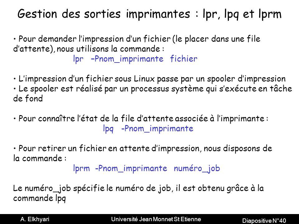Diapositive N°40 A.