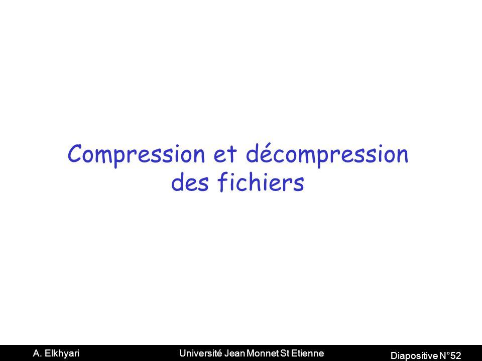 Diapositive N°52 A.