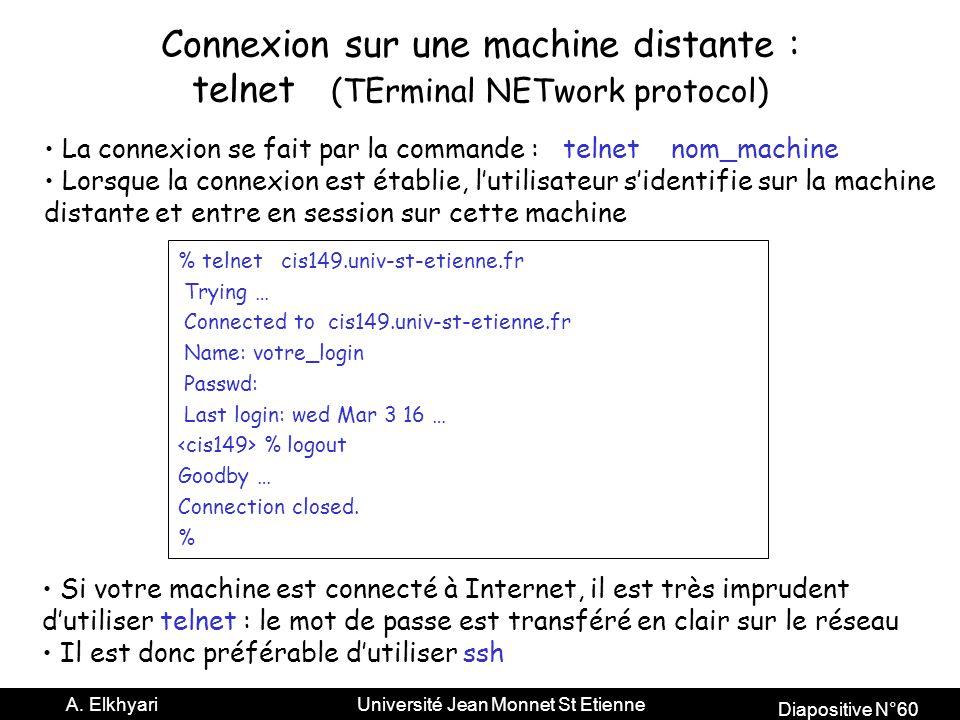 Diapositive N°60 A.