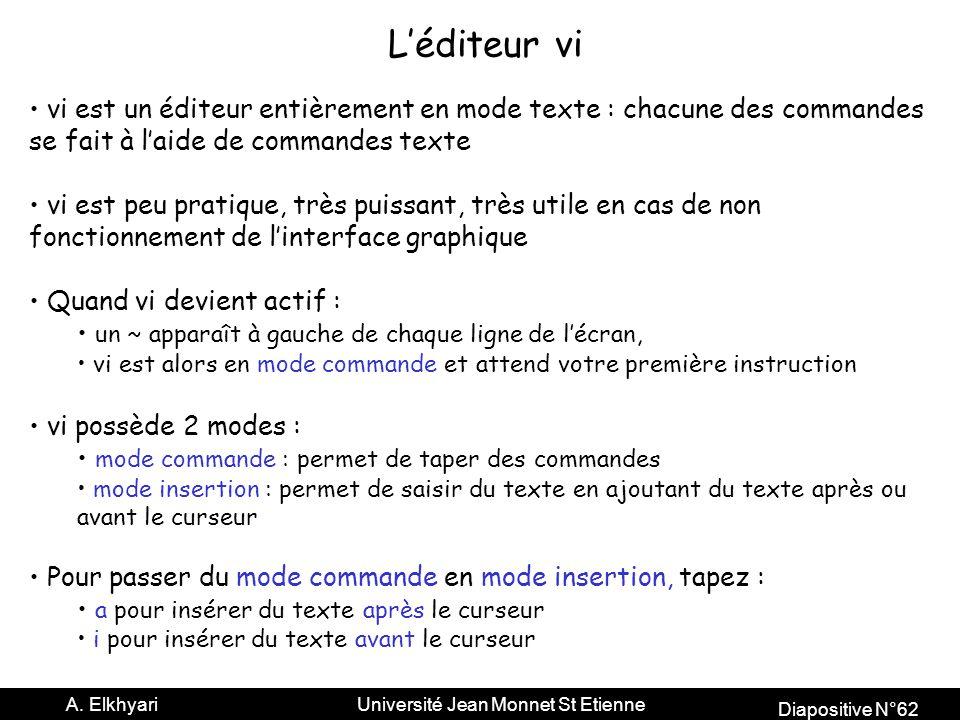 Diapositive N°62 A.