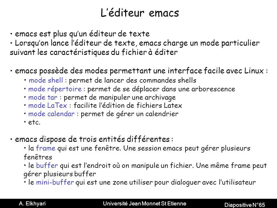Diapositive N°65 A.