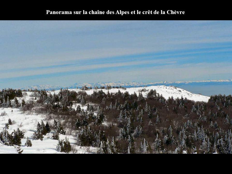 Panorama sur la Jasserie