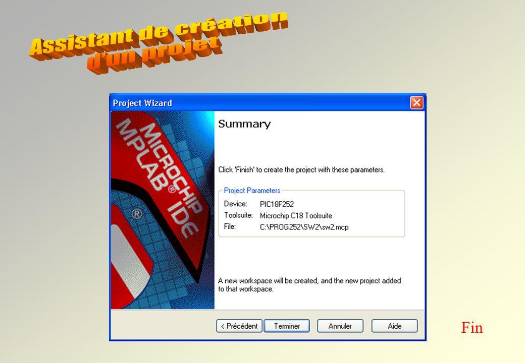 4) Ajout de fichiers au projet......si il sont déjà dans le dossier