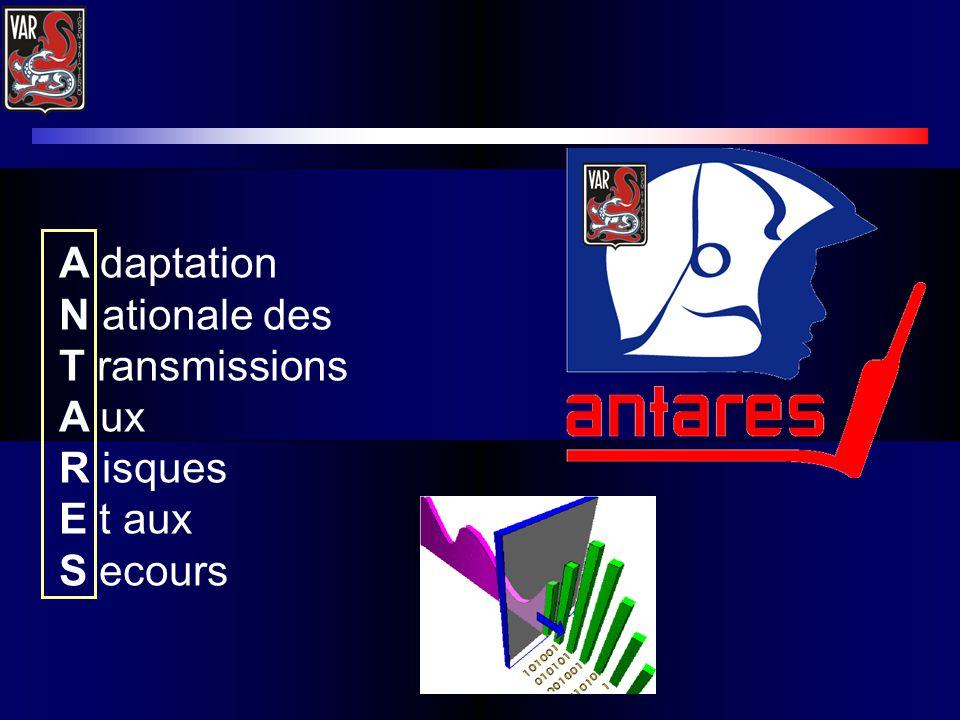 A daptation N ationale des T ransmissions A ux R isques E t aux S ecours
