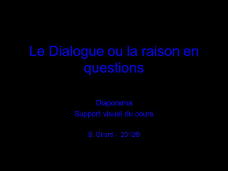 Dialoguer Rhétorique Genre autonome .