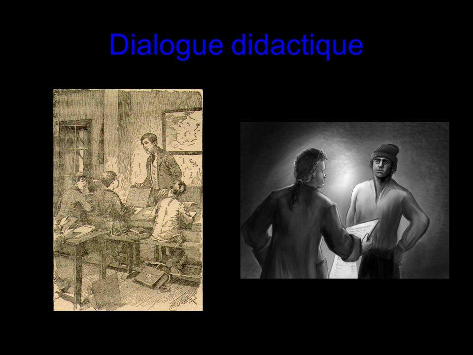 Dialogue didactique