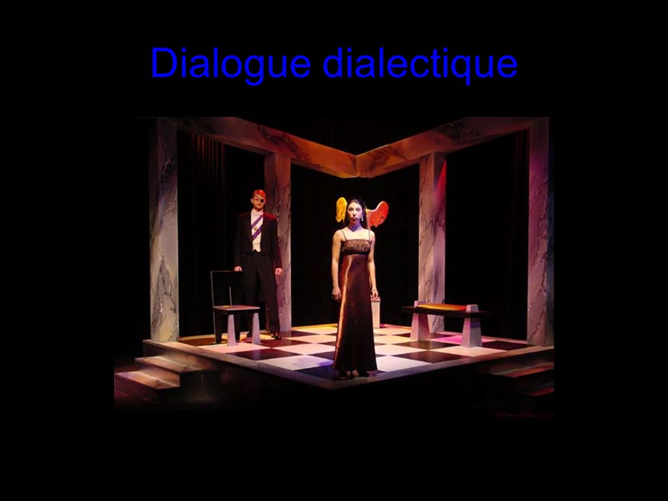 Dialogue dialectique