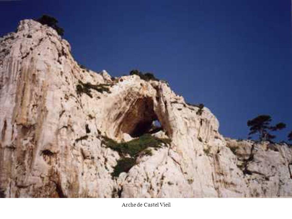 Arche de Castel Vieil