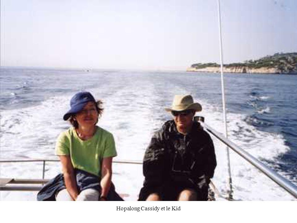 Hopalong Cassidy et le Kid