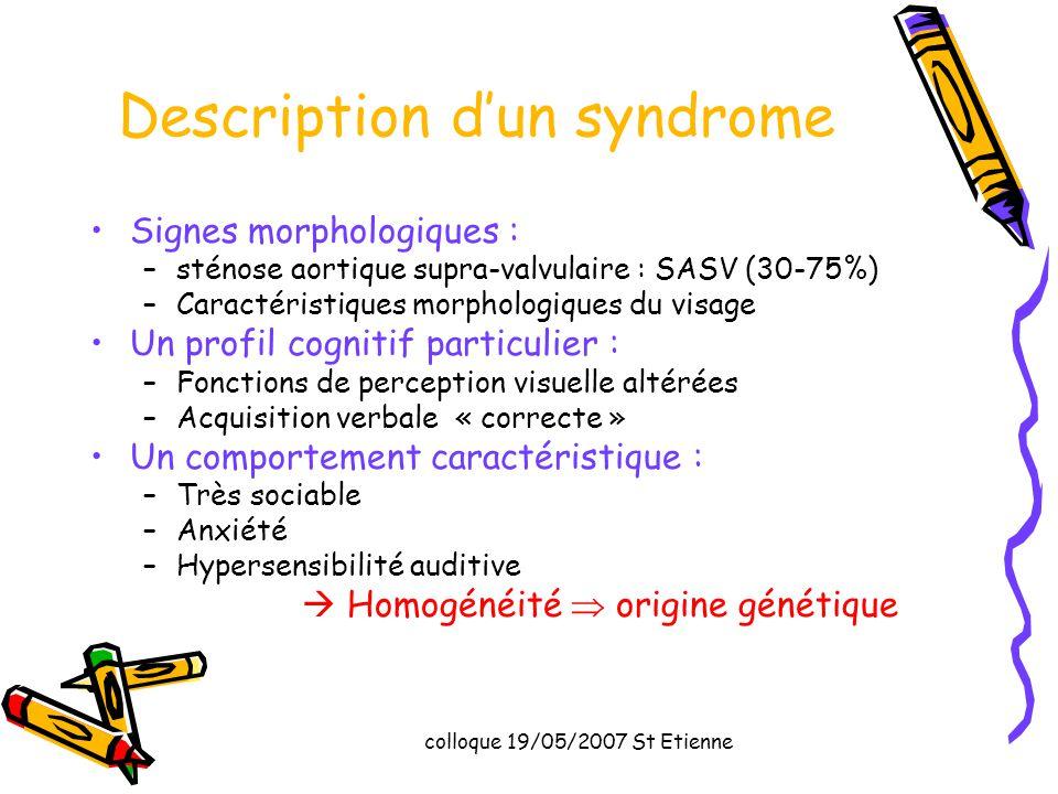 colloque 19/05/2007 St Etienne