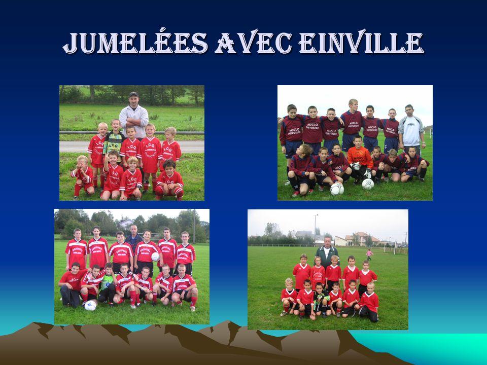 Depuis 2005 : Les équipes Benjamins, 13ans, 15 ans et 18ans