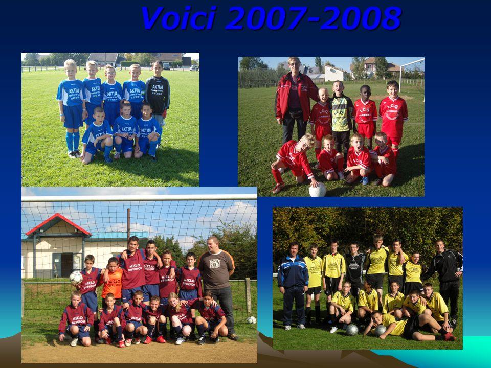 Voici 2007-2008