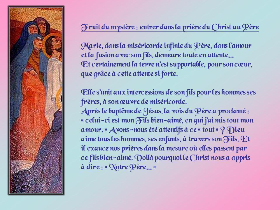 Lascension a dû être ressentie par les apôtres comme une séparation, une véritable amputation.