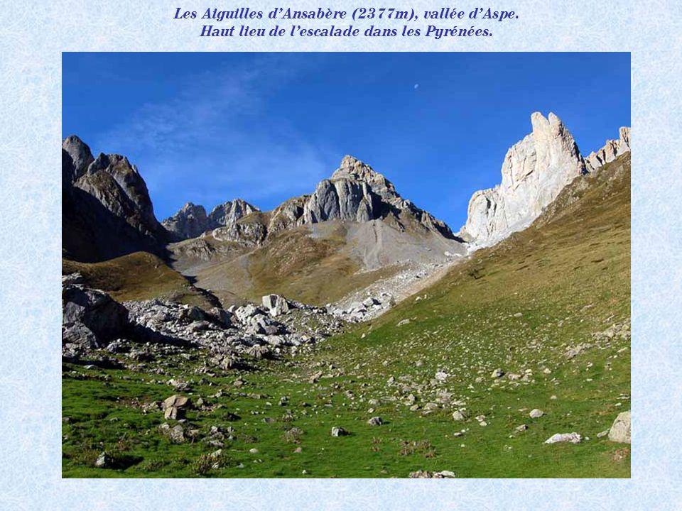 A la découverte des Pyrénées.