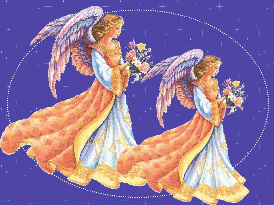 Ils souriaient la Paix, Ils souriaient lAmour. Deux anges sont venus ce soir, cétaient les Anges du Sourire. Ils étaient beaux, transparents de pureté