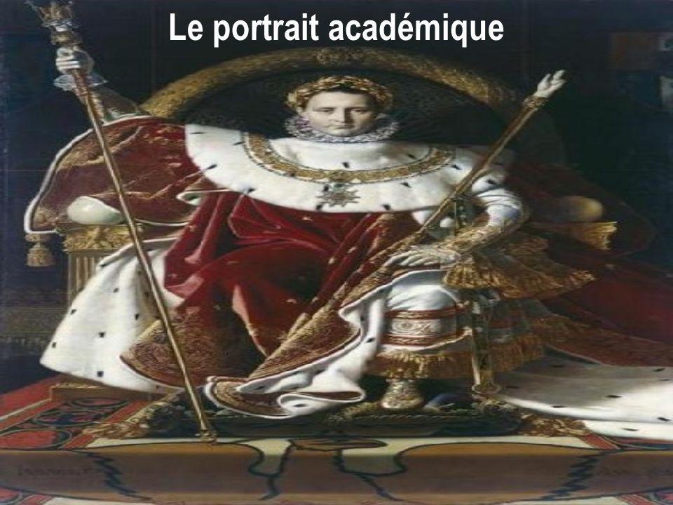 Le portrait académique