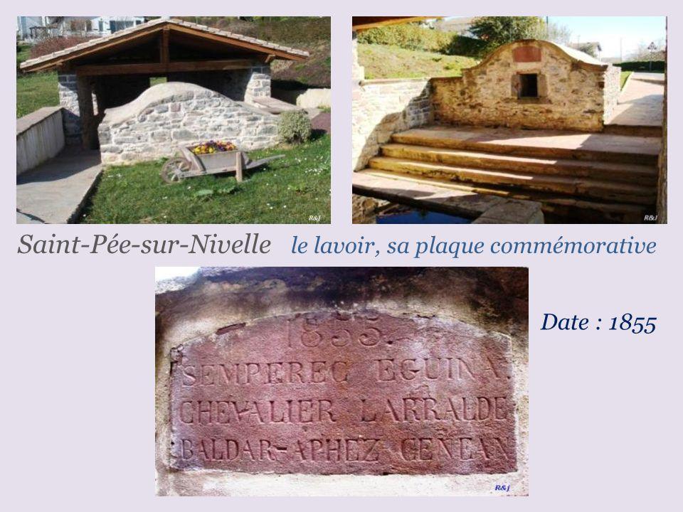 Saint-Pée-sur-Nivelle léglise