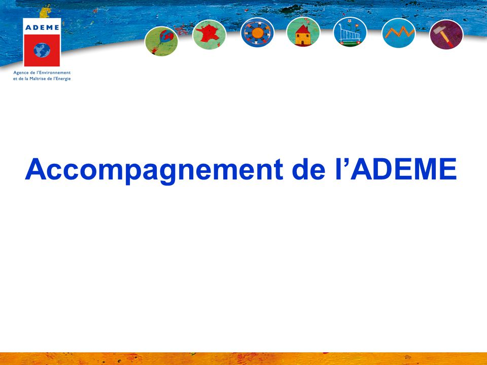 Accompagnement de lADEME