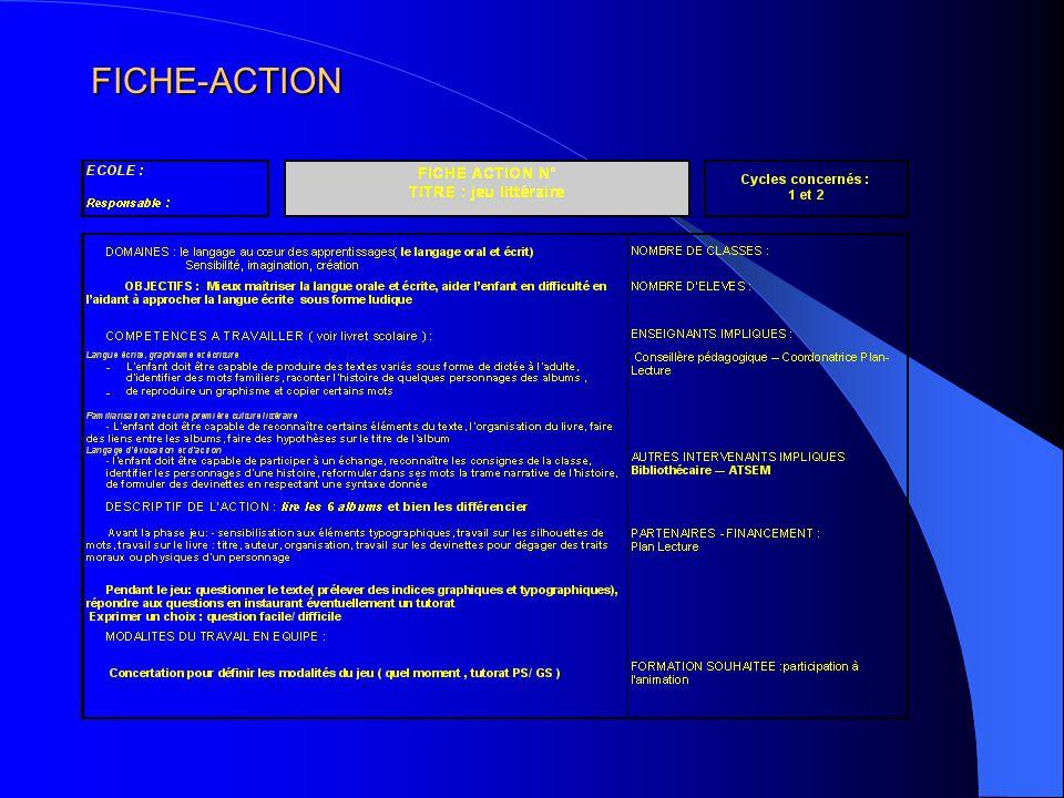 FICHE-ACTION