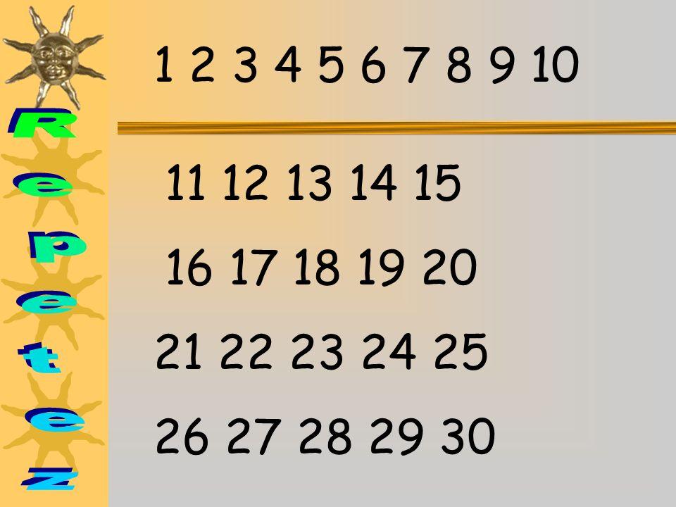 12 6 93 1 2 4 57 8 10 11 Il est…… et demie cinq vingt ET quart