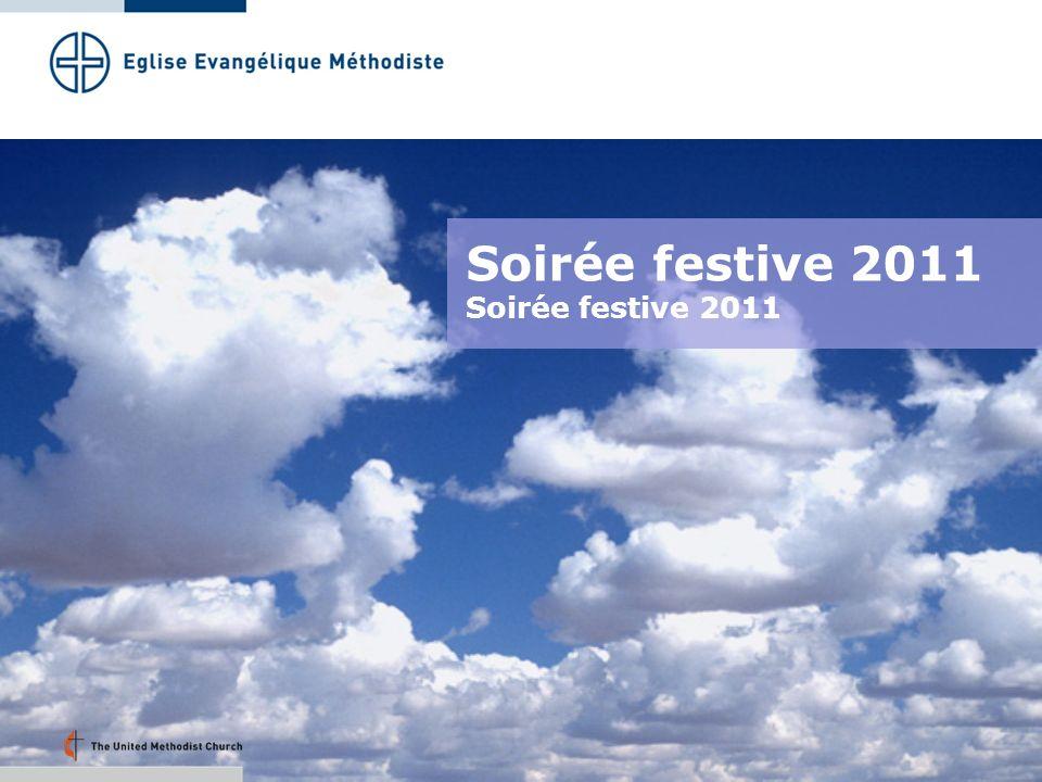 Soirée festive 2011