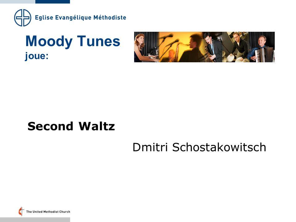 Moody Tunes joue: Second Waltz Dmitri Schostakowitsch