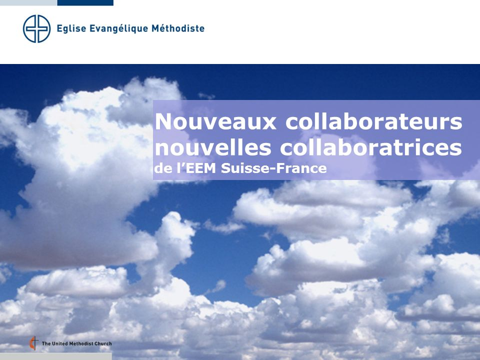 Nouveaux collaborateurs nouvelles collaboratrices de lEEM Suisse-France