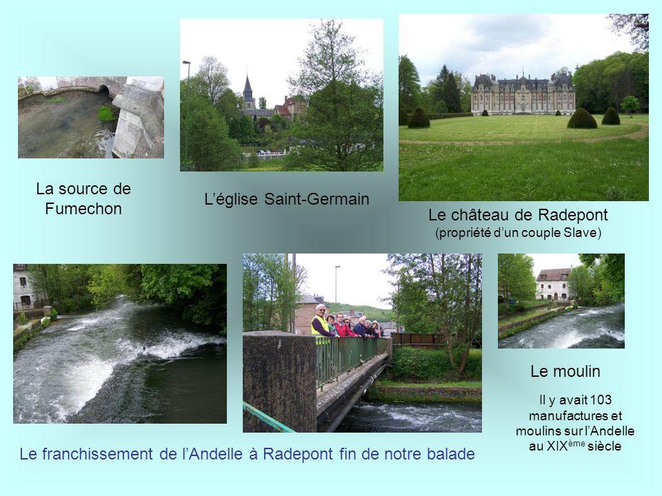Anne-Marie et Philippe nous ont accompagnés sur le chemin du retour. Nos guides remontent vers Bourg-Beaudouin. Pour nous tous, cette journée restera