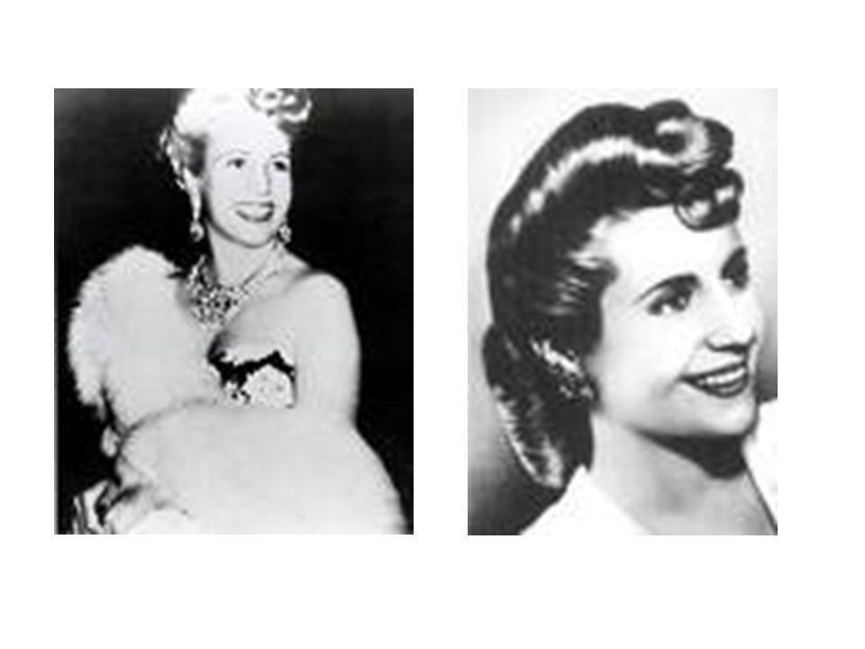 Evita Perón 1919 - 1952