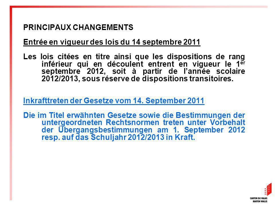 Départ à la retraite des enseignants Les enseignants prenant leur retraite au terme de lannée scolaire 2012/2013 auront droit aux prestations prévues par lEtat pour la circonstance.