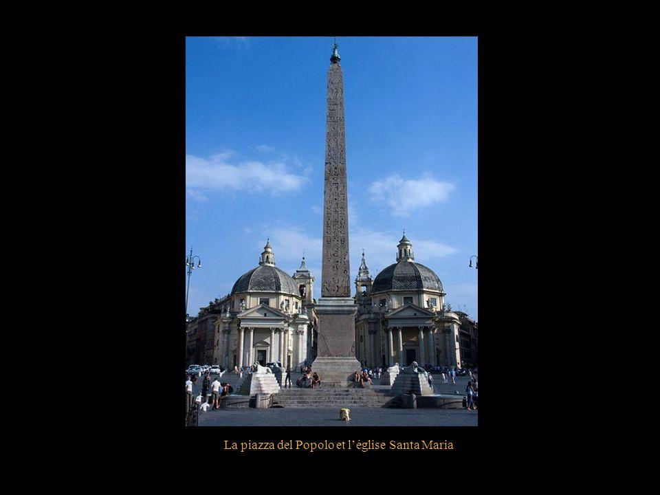 La fontaine della Navicella