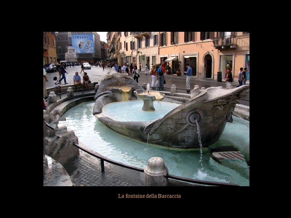 La piazzadel Popolo et léglise Santa Maria del Popolo