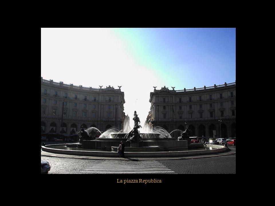 La fontaine della Barcaccia