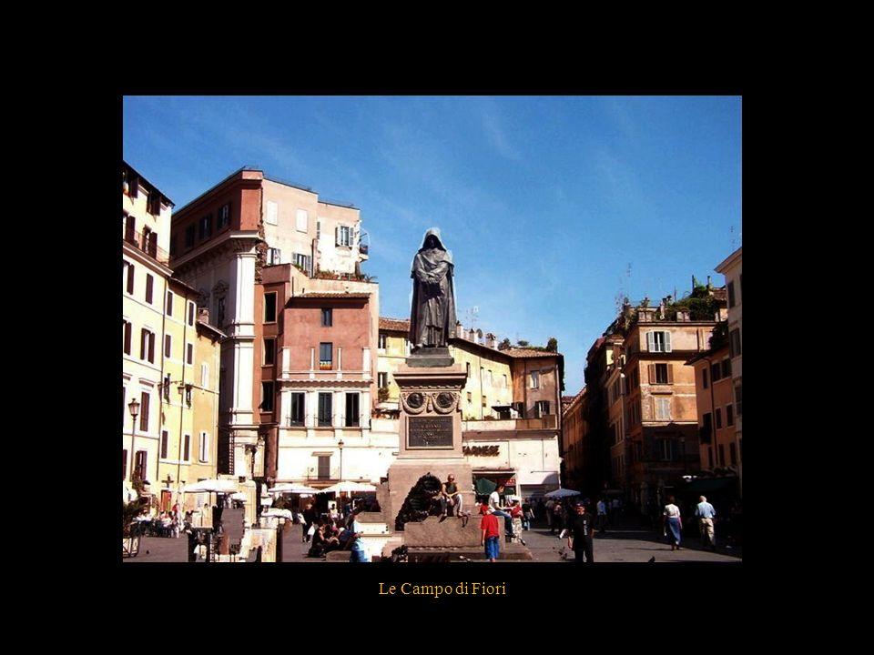 La fontaine piazza Navone