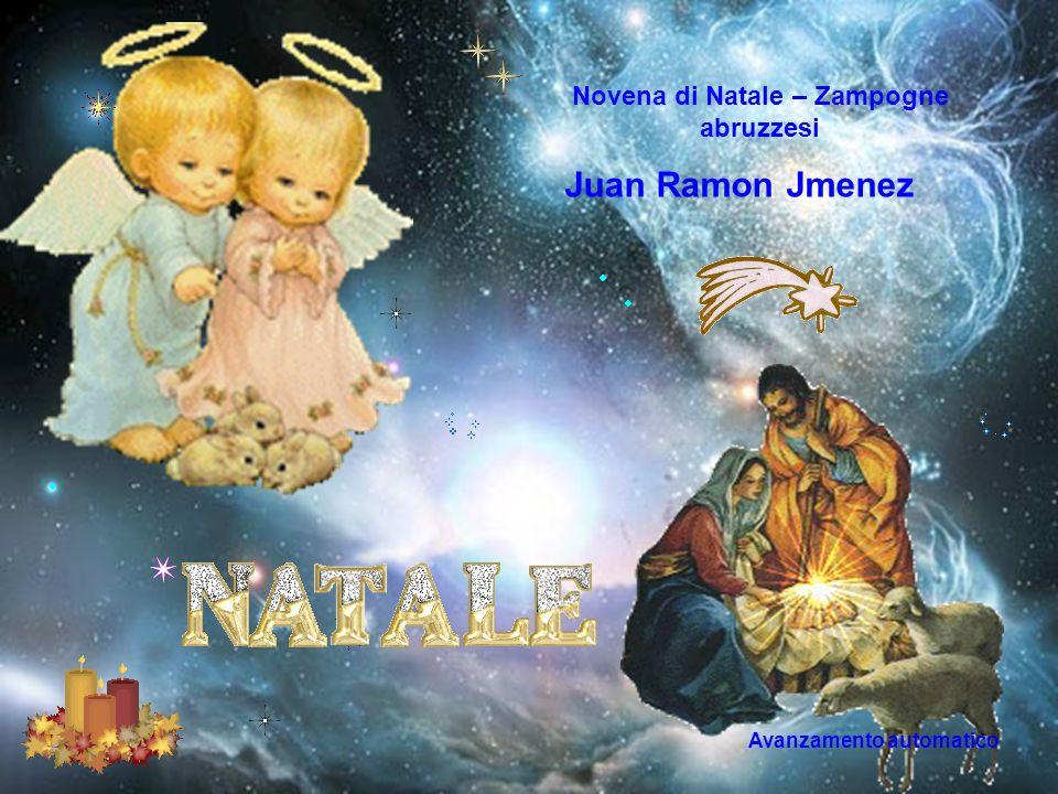 Juan Ramon Jmenez Avanzamento automatico Novena di Natale – Zampogne abruzzesi