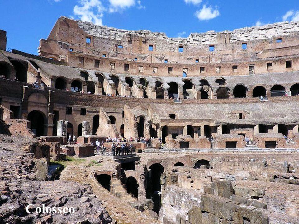 Le Colisée vu du Mont Palatin