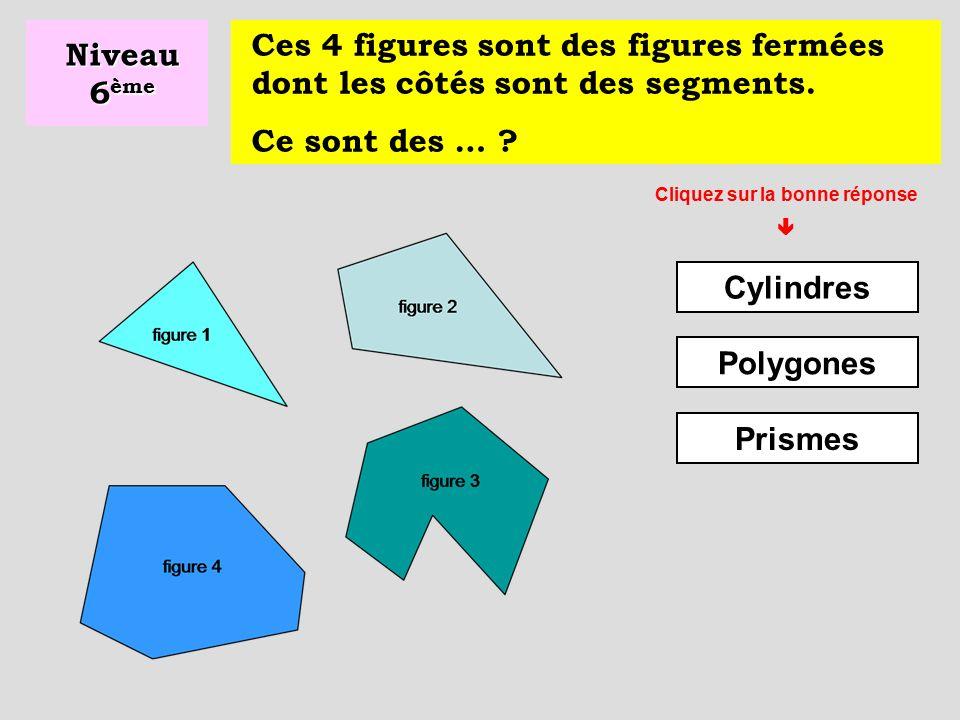Géométrie TEST QUIZ 5KNA Productions 2014 Niveau Collège