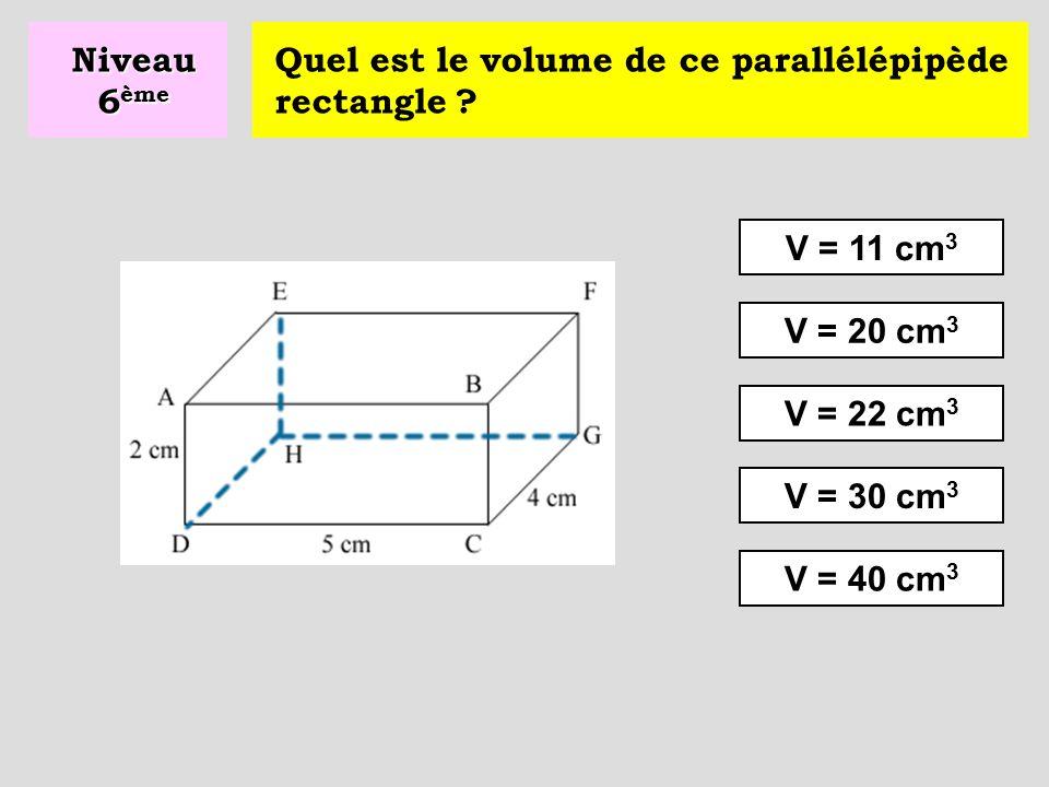 Un solide formé de six faces rectangulaires est un parallélépipède … .