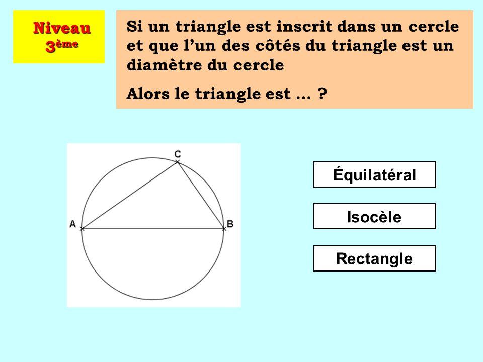 Un polygone qui a tous ses côtés et ses angles égaux est un polygone … .