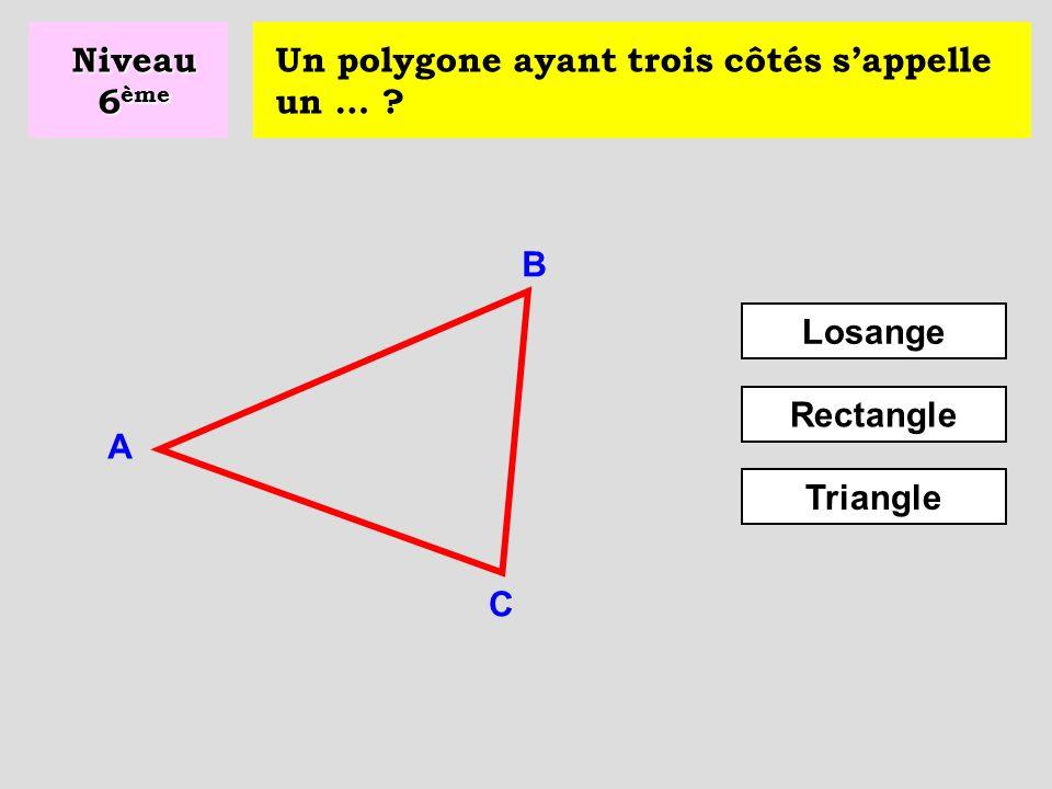 La droite qui coupe un segment perpendiculairement et en son milieu est la … .