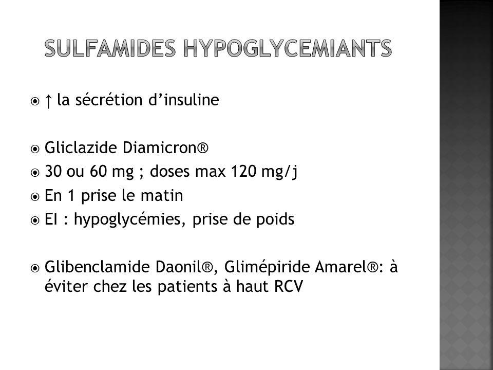 comment prendre diamicron