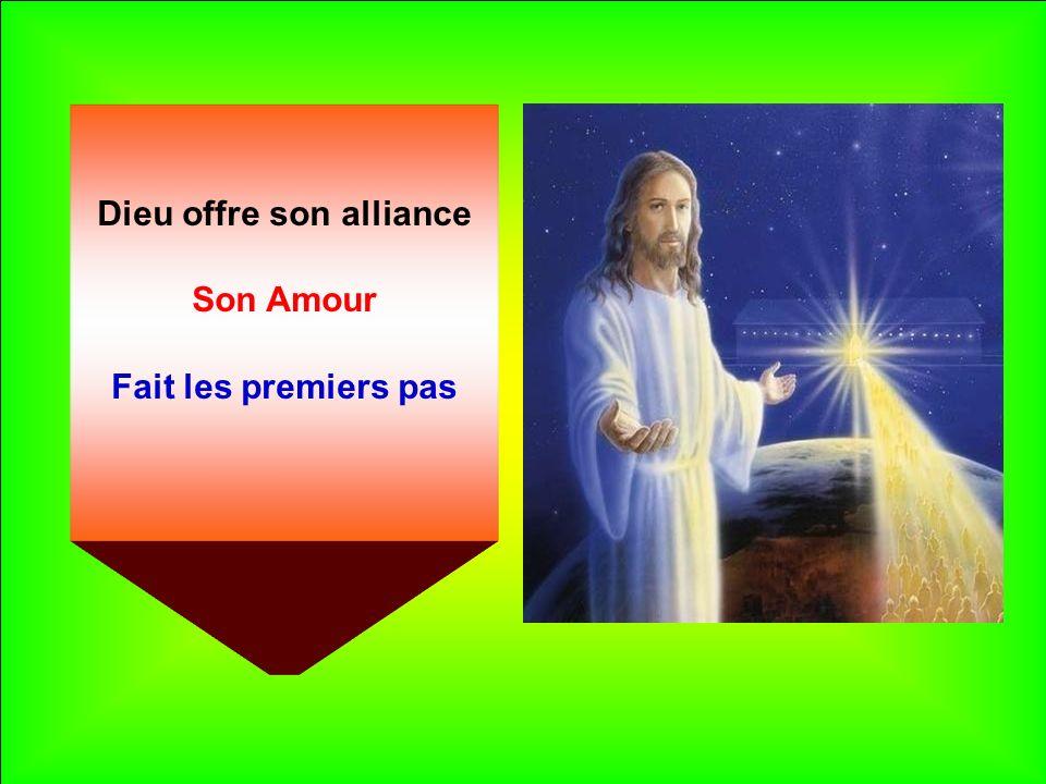 Jésus éclaire de sa Lumière, Nous fait voir l'Éternité.